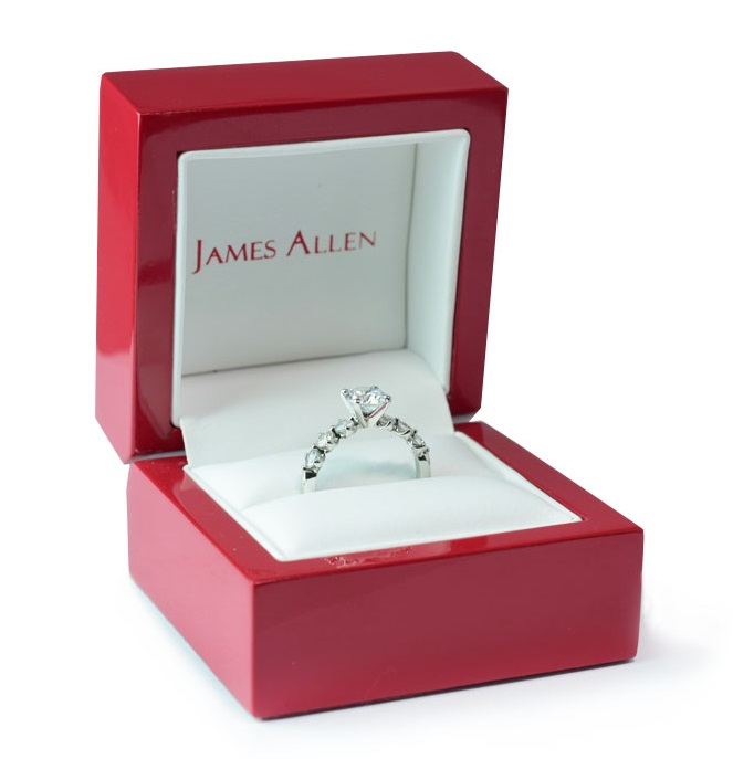 James Allen Review Are they the best Diamond Dealer