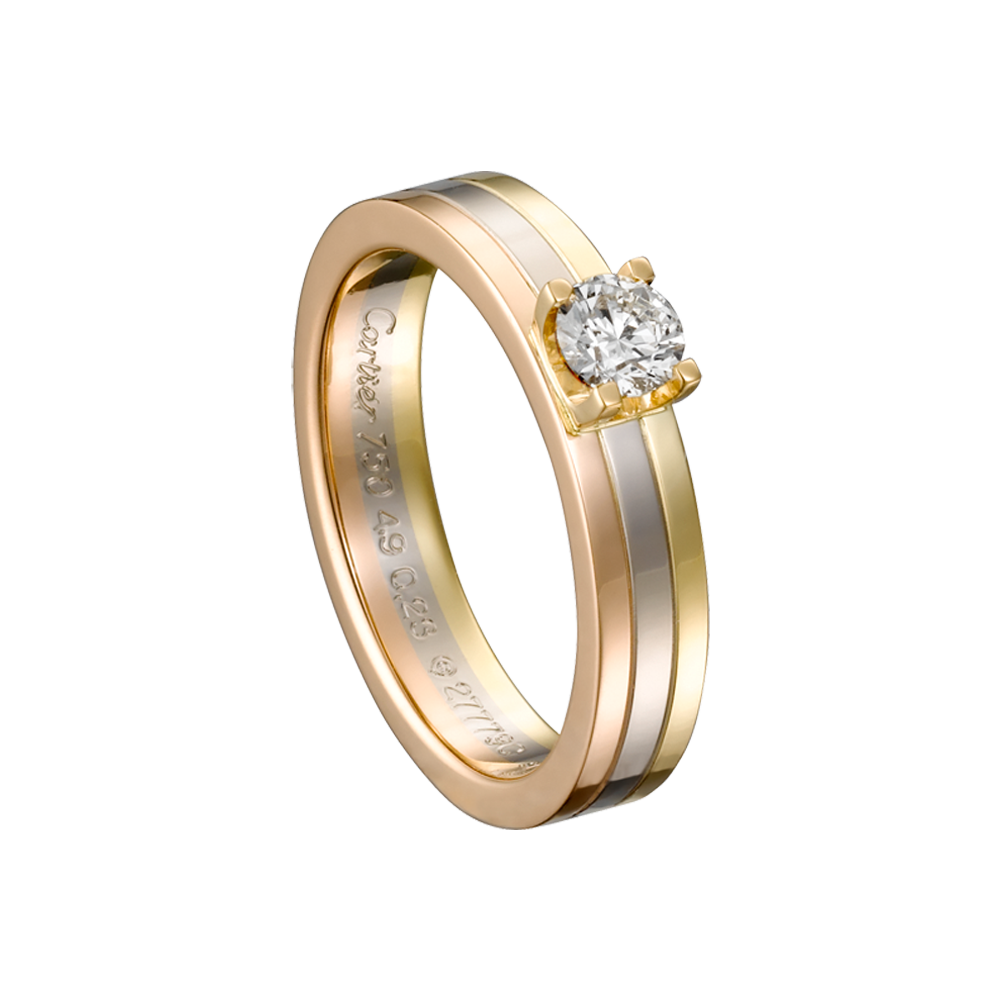 Rose Yellow And White Gold