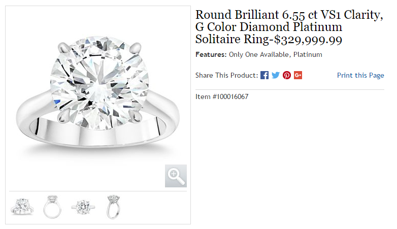 Costco Diamond 3