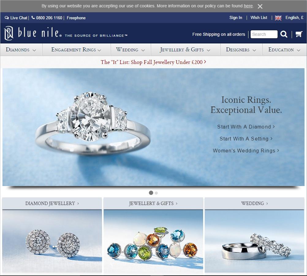 Must Read Blue Nile Review Your Diamond Guru