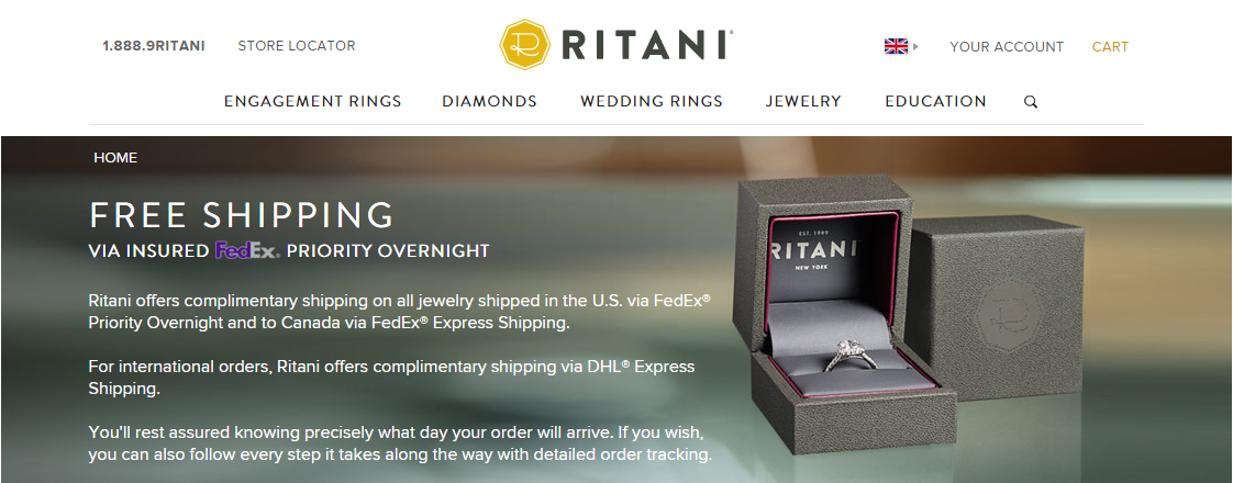 Ritani Packaging