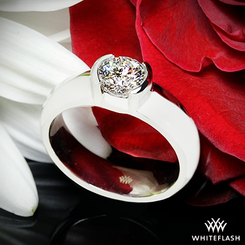 Heavy-Half-Bezel-Solitaire-Engagement-Ring-in-18k-White-Gold-by-Whiteflash