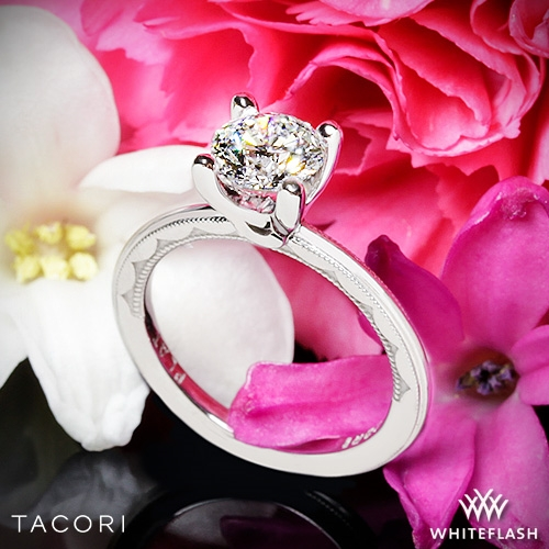 Tacori-Sculpted-Crescent-Millgrain-Solitaire-Engagement-Ring-in-Platinum-from-Whiteflash
